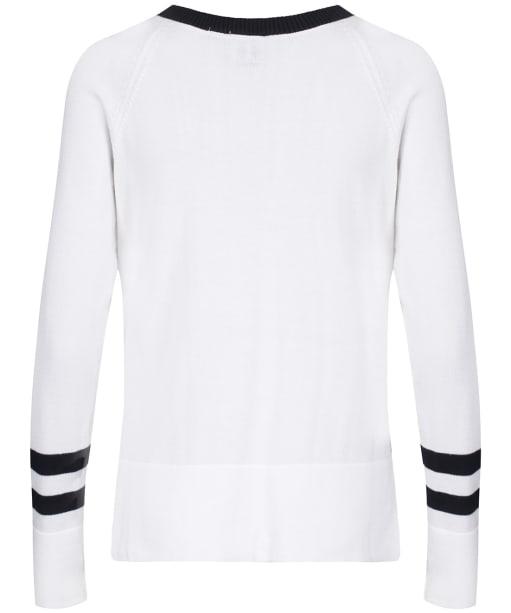 Women's Musto Sixty Four Knit - White