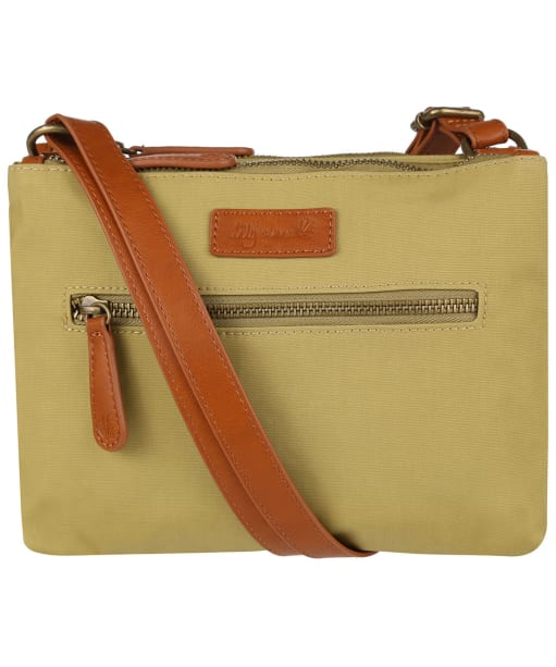 Women's Lily & Me Broadway Crossbody Handbag - Olive