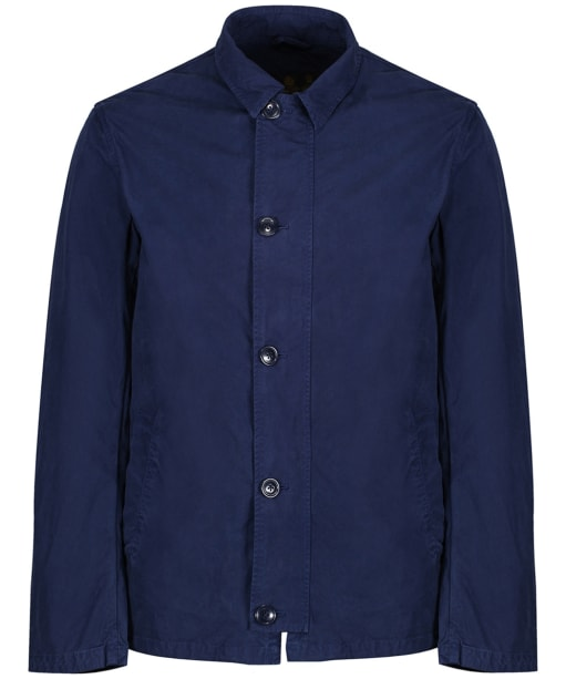 Men's Barbour Keln Casual Jacket - Regal Blue