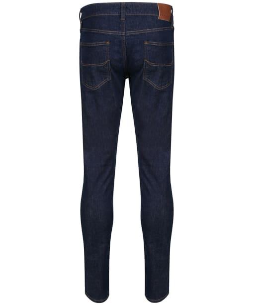 Men's R.M Williams Victor Stretch Denim Jeans - Slim Fit - Slim Leg - Rinse Wash Denim
