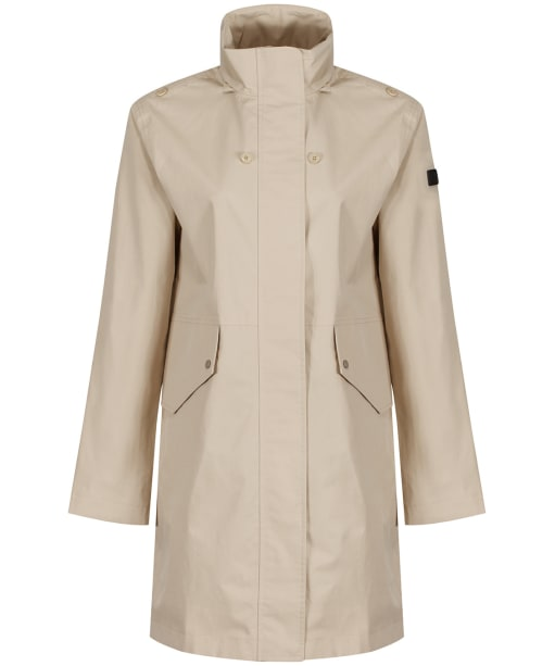 Women's Aigle Chamaes Waterproof Jacket - Beige Aigle