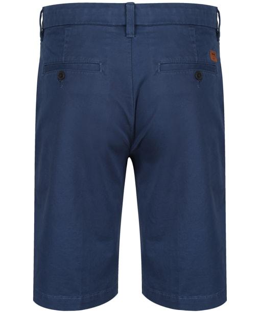 Men's Timberland Squam Lake Stretch Twill Straight Chino Shorts - Dark Denim