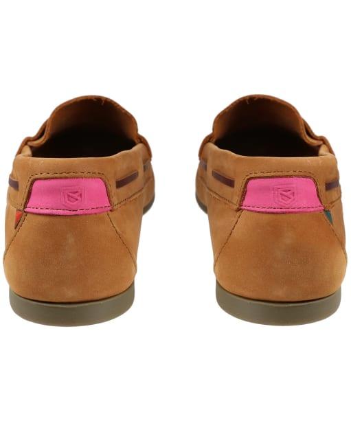 Women's Dubarry Belize Slip-on Deck Shoes - Caramel