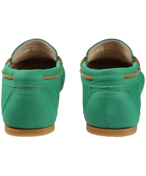 Women's Dubarry Jamaica Boat Shoes - Kelly Green