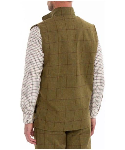 Men's Alan Paine Rutland Waistcoat - Lichen