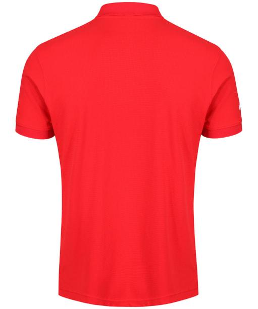 Men's Helly Hansen Crewline Polo Shirt - Alert Red