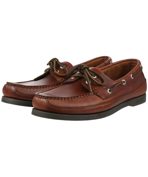 Men's Orca Bay Augusta Deck Shoes - Elk