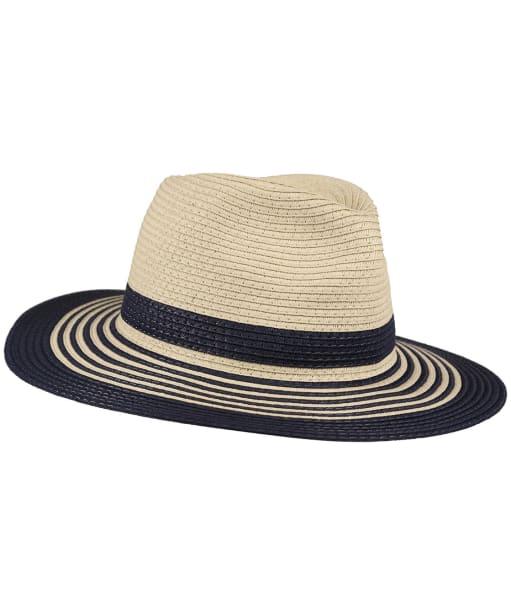 Women's Joules Dora Fedora Sun Hat - French Navy
