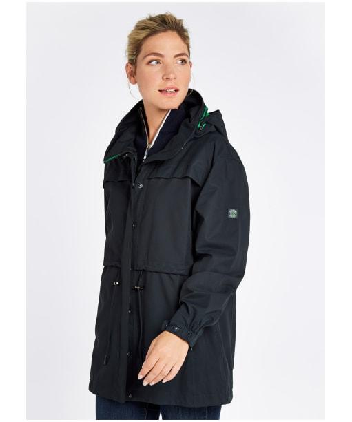Women's Dubarry Bangor Waterproof Jacket - Navy
