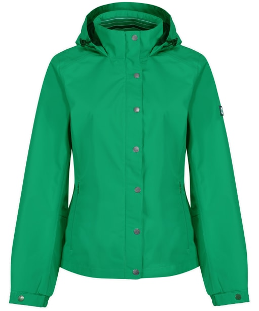 Women's Dubarry Baltimore Waterproof Jacket - Kelly Green