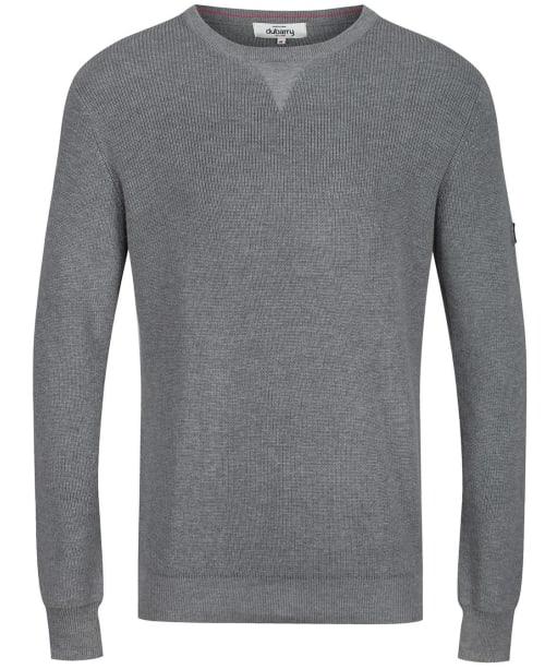 Men's Dubarry Garrycastle Crew Neck Sweater - Grey
