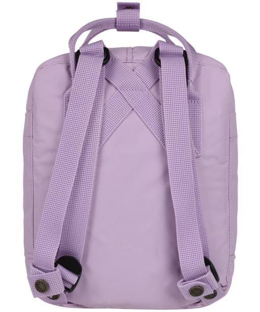 Fjallraven Kanken Mini Backpack - Pastel Lavender