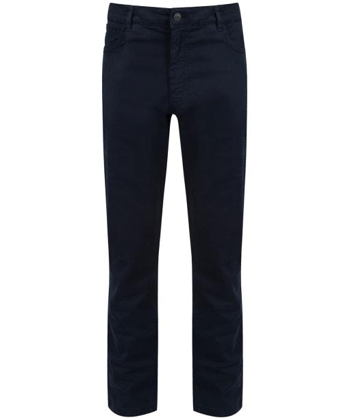 Men's Alan Paine Cheltham Chino Jeans 32 Leg - Navy