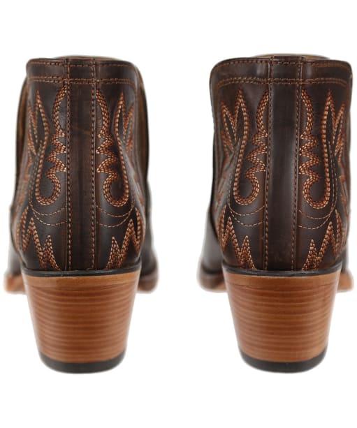 Women's Ariat Dixon Western Boots - Weathered Brown