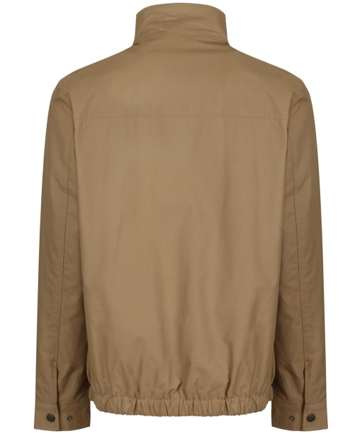 Men's Crew Clothing Harrington Jacket - Tan