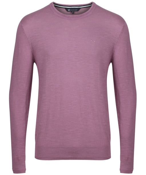 Men's Crew Clothing Summer Crew Neck Sweatshirt - Lavender
