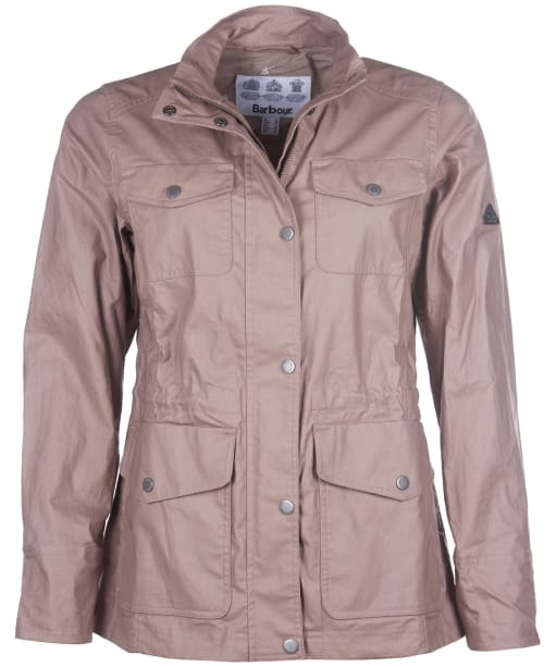 Women's Barbour Murre Casual Jacket - Fawn