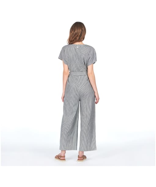 Women's Barbour Dover Jumpsuit - Chambray