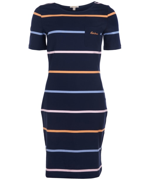 Women's Barbour Stokehold Dress - Navy