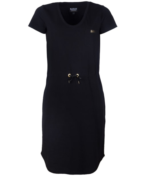 Women's Barbour International Interceptor Dress - Black