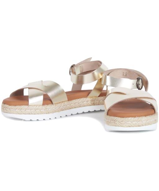 Women's Barbour Esme Sandals - Gold