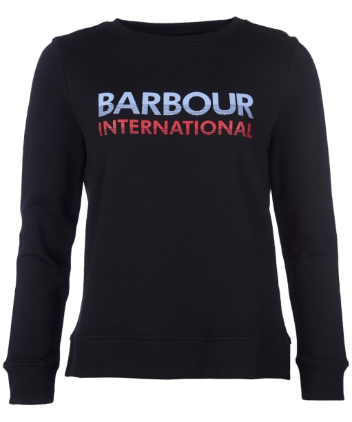 Women's Barbour International Spitfire Overlayer - Black