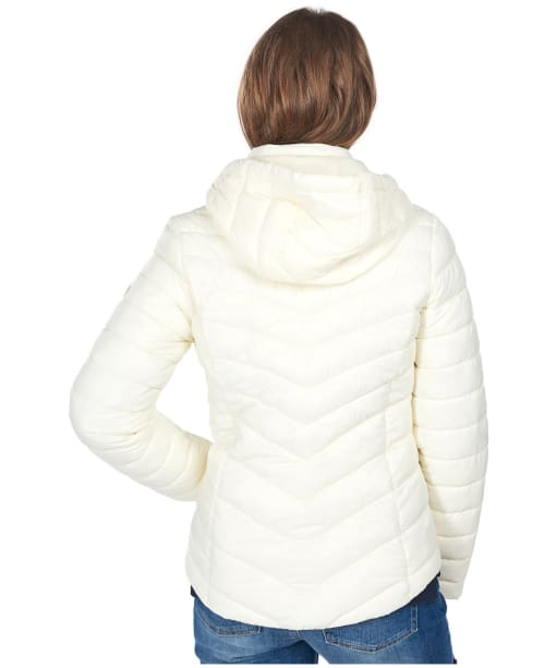Women's Barbour Fulmar Quilted Jacket - Cloud
