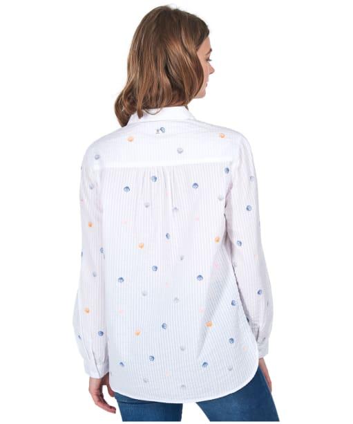 Women's Barbour Seaford Shirt - White