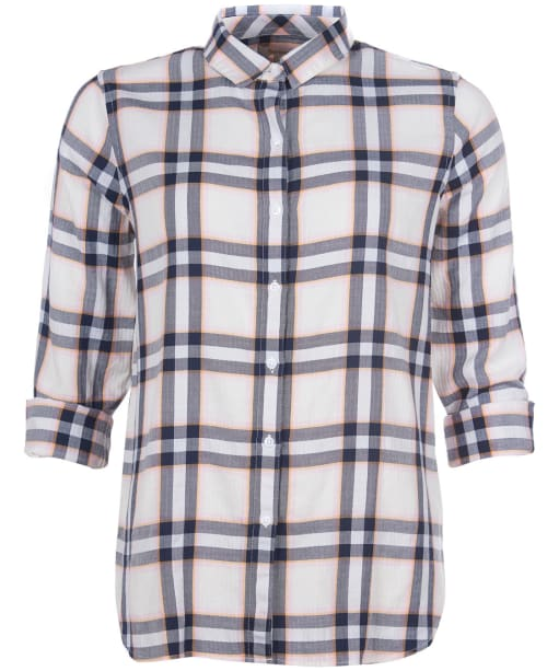 Women's Barbour Shoreline Shirt - Blue Check