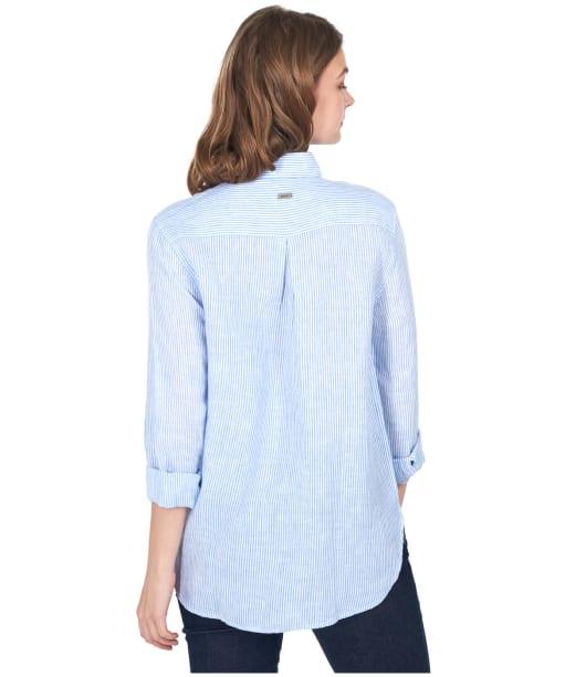 Women's Barbour Marine Shirt - Blue