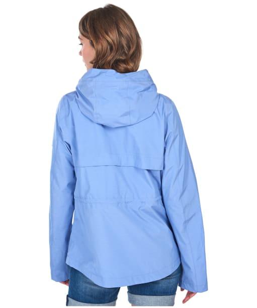 Women's Barbour Sooty Waterproof Jacket - RIVIERA MARL