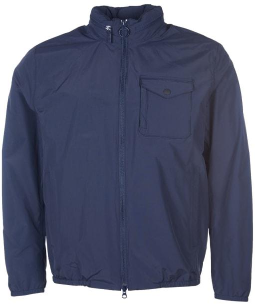 Men's Barbour Emble Lightweight Waterproof Jacket - Navy