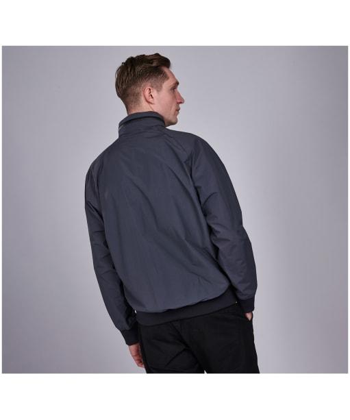 Men's Barbour Illford Waterproof Jacket - Dusk Grey