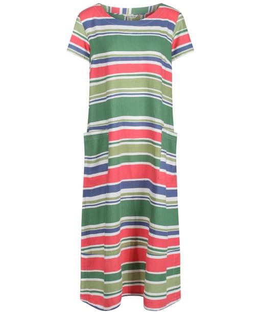 Women's Lily & Me Summer Breeze Dress - APPLE/PARADS PK