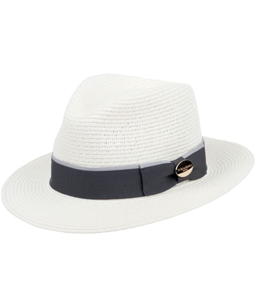 Women's Hicks & Brown The Orford Fedora - Charcoal