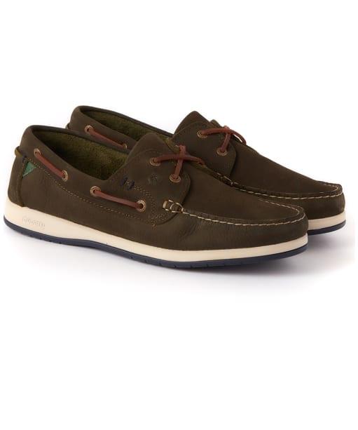 Men's Dubarry Armada ExtraLight® Boat shoes - Verdi Gris