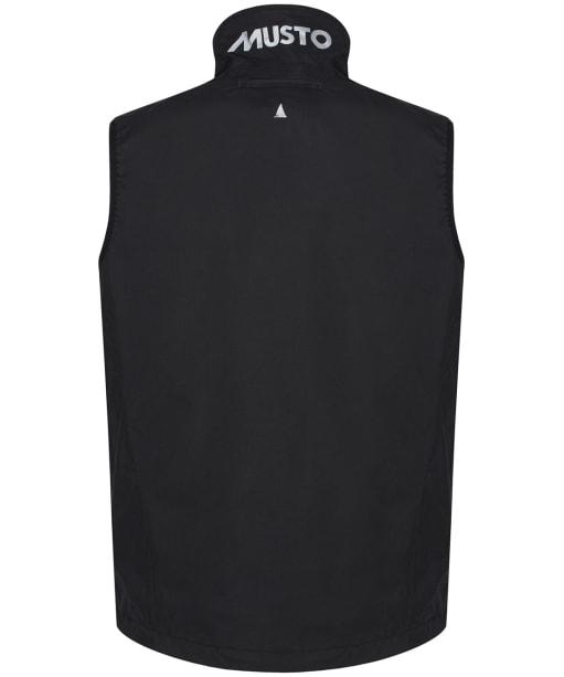 Men's Musto BR1 Sardinia Gilet 2.0 - Black