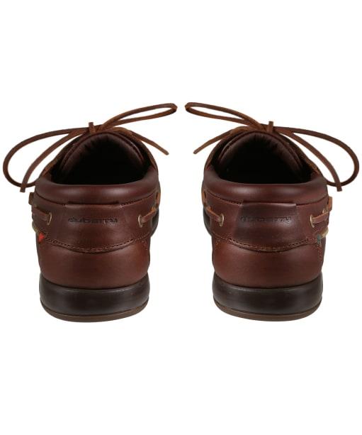 Men's Dubarry Commodore ExtraLight® Deck Shoes - Mahogany