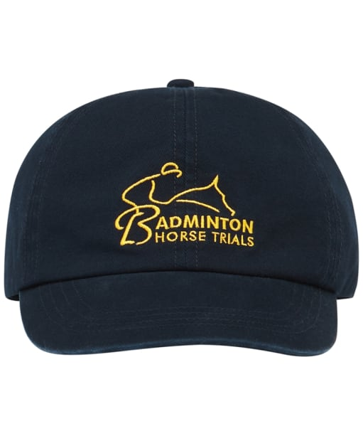 Joules Badminton Horse Trials Cap - French Navy