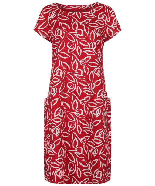 Women's Seasalt River Cove Dress - Painterly Leaf Rudder