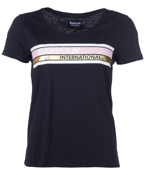 Women's Barbour International Lightning Tee