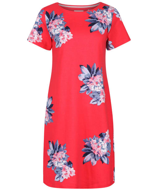 Women's Joules Riviera Dress - Floral Red