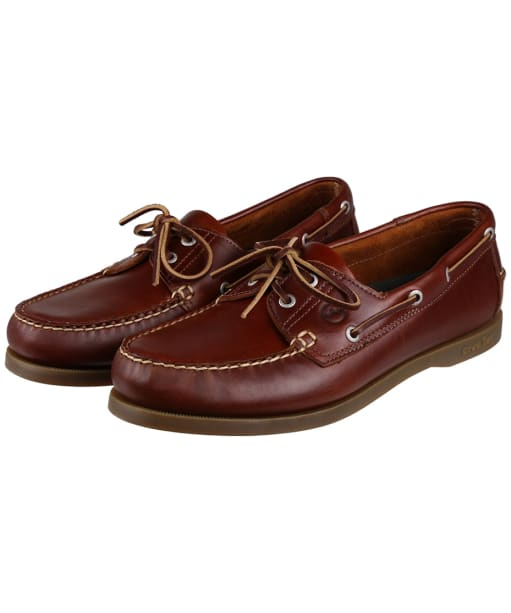 Men's Orca Bay Creek Deck Shoes - Saddle