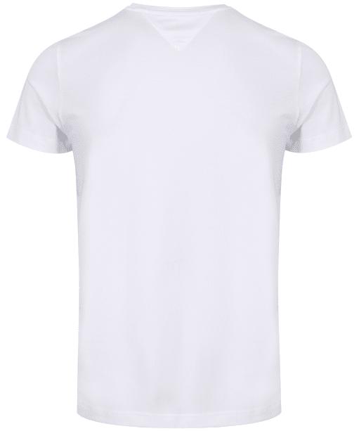 Men's Tommy Hilfiger Stretch Slim Fit Crew Neck Tee - Bright White