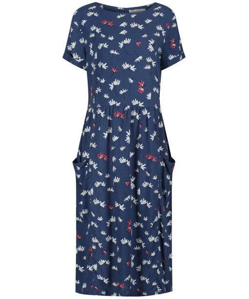 Women's Lily & Me Eden Dress Daisy - Navy