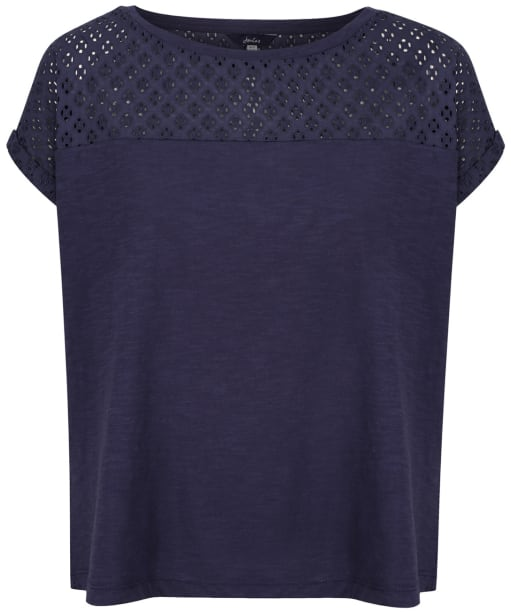 Women's Joules Cassi Top - French Navy