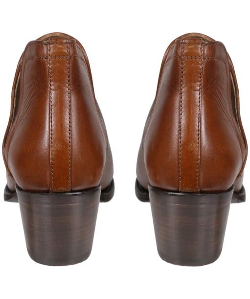 Women's Ariat Dixon Western Boots - Mocha Tan