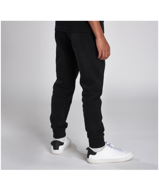 Boy's Barbour International Track Pants - Black