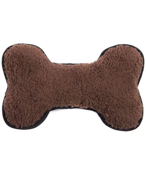 Barbour Dog Toy - Bone