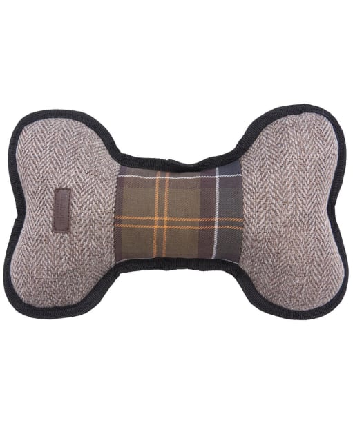 Barbour Dog Toy - Bone